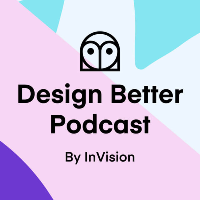 Cover des Design Better Podcasts