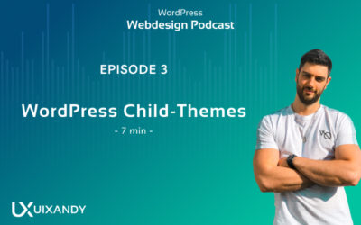 Episode 3 – WordPress Child-Theme